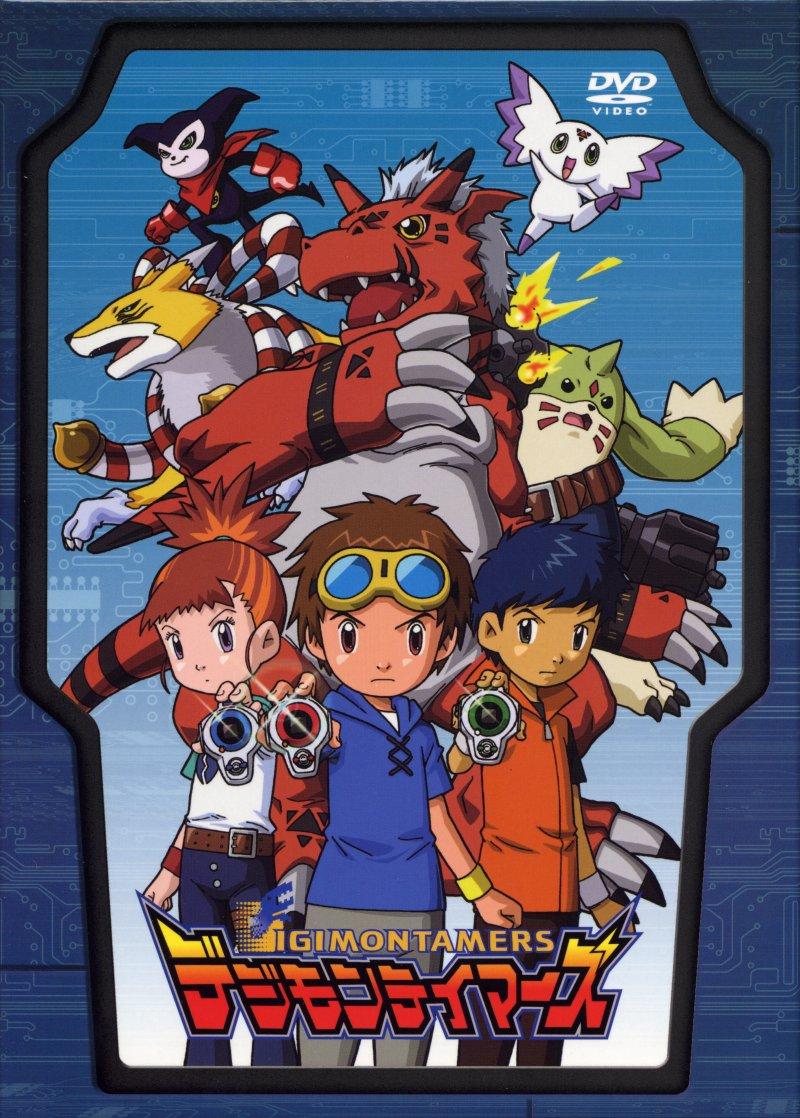 Digimon Tamers Espanol Latino