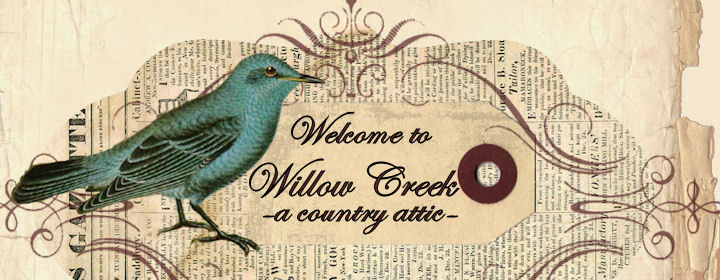 Willow Creek- a country attic-