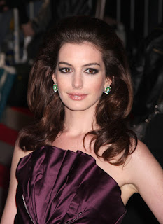 Anne Hathaway at Metropolitan Museum of Art Costume Institute Gala 2009