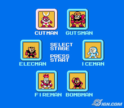 Megaman 8 Bit. games in the 8-bit era is