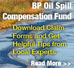 BP OIL SPILL SETTLEMENT INFO