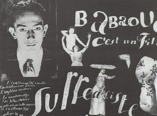 Salvador Dali !! 1932_36_Babaouo+-+Publicity+Announcement+for+the+Publication+of+the+Scenario+of+the+Film,+1932