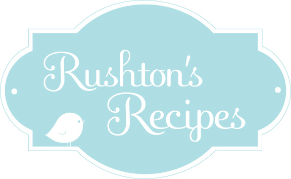 Rushton's Recipes
