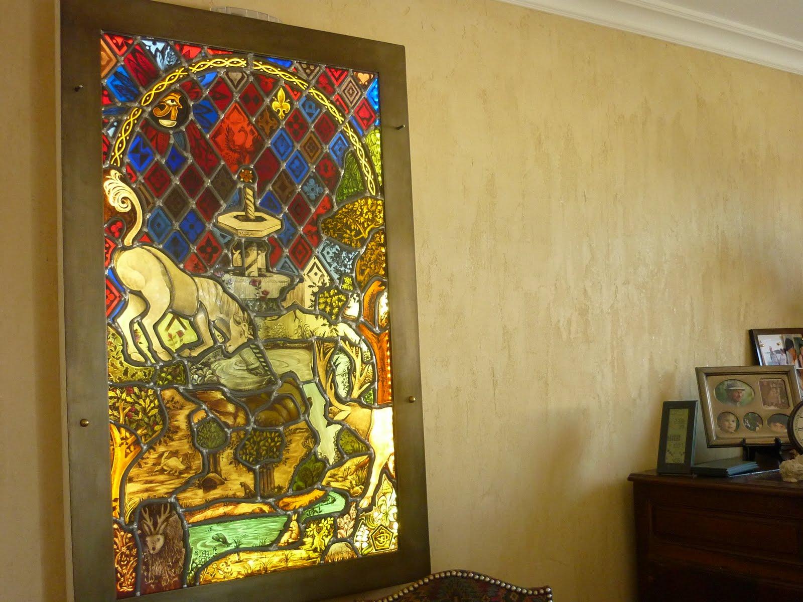 Dans l 39 art du temps d coration d 39 int rieur le savoir faire - Pierre chaux et couleurs ...