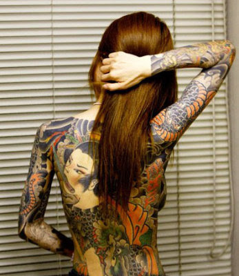 the most popular for Traditional Japanese tattoo artists.