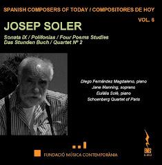 Josep Soler. Antología.
