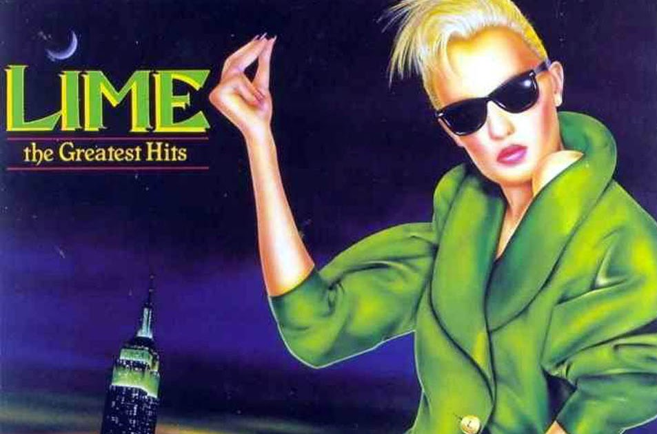 Lime The Greatest Hits Remixed Versions