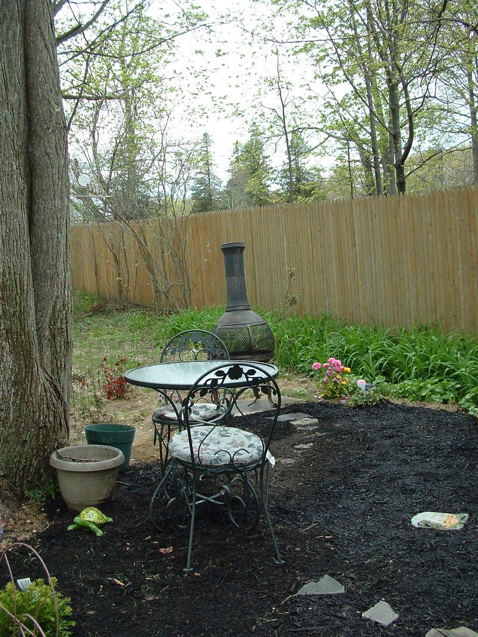 (April Shade Garden Ideas)