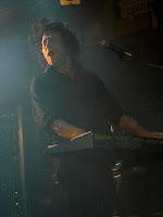 Louis Gordon on stage at TAKADANOBABA AREA