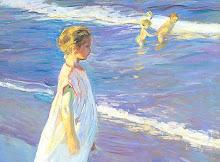 sorolla,pintor de la luz