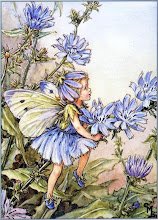las hadas se visten de azul