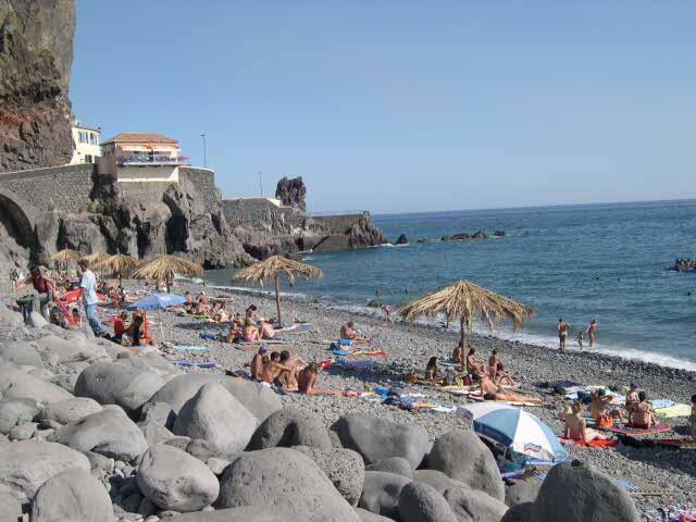 Beach Ponta do Sol