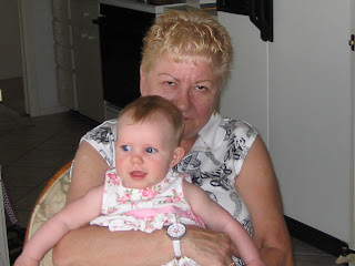 Paige and Grandma Joy
