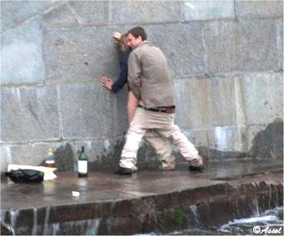 fazendo sexo em público