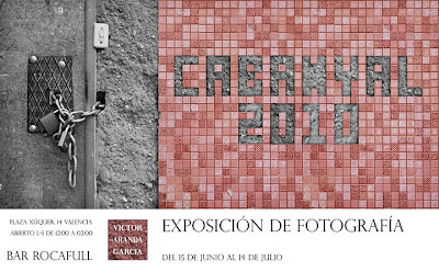 exposicion de fotografia en Valencia