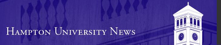 Hampton University News