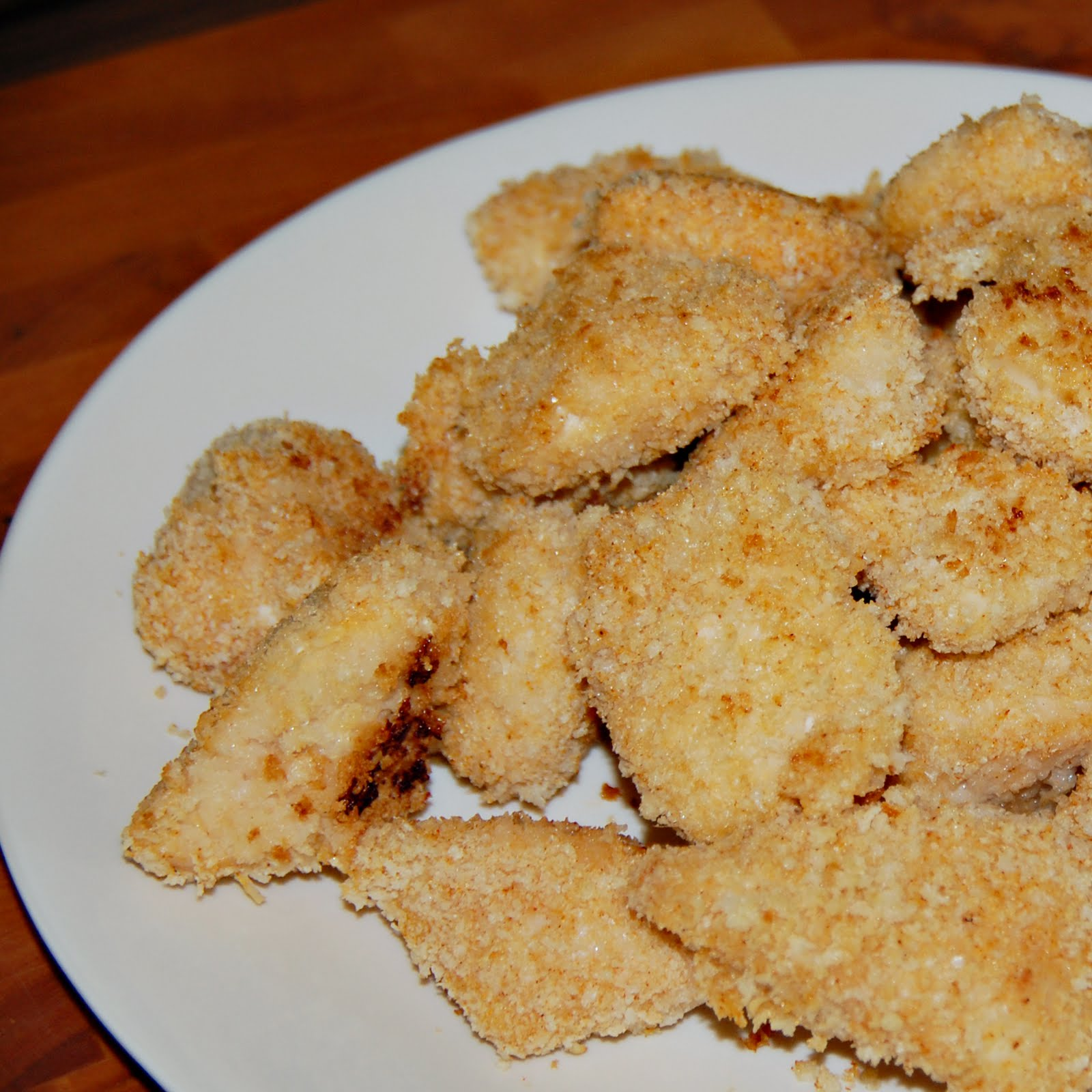Homemade Chicken Nuggets - GOODEness Gracious