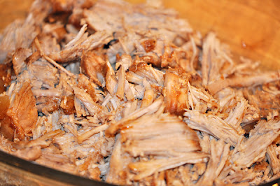 Crock Pot BBQ Pulled Pork - GOODEness Gracious