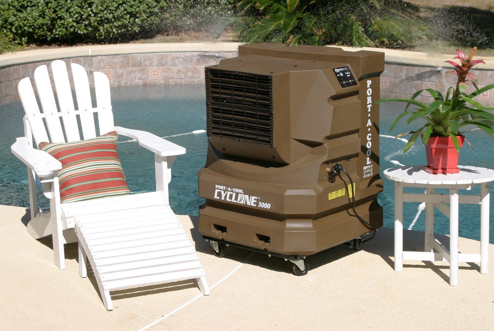 Climaterraza climatizacion en el exterior enfriadores - Climatizar piscina exterior ...