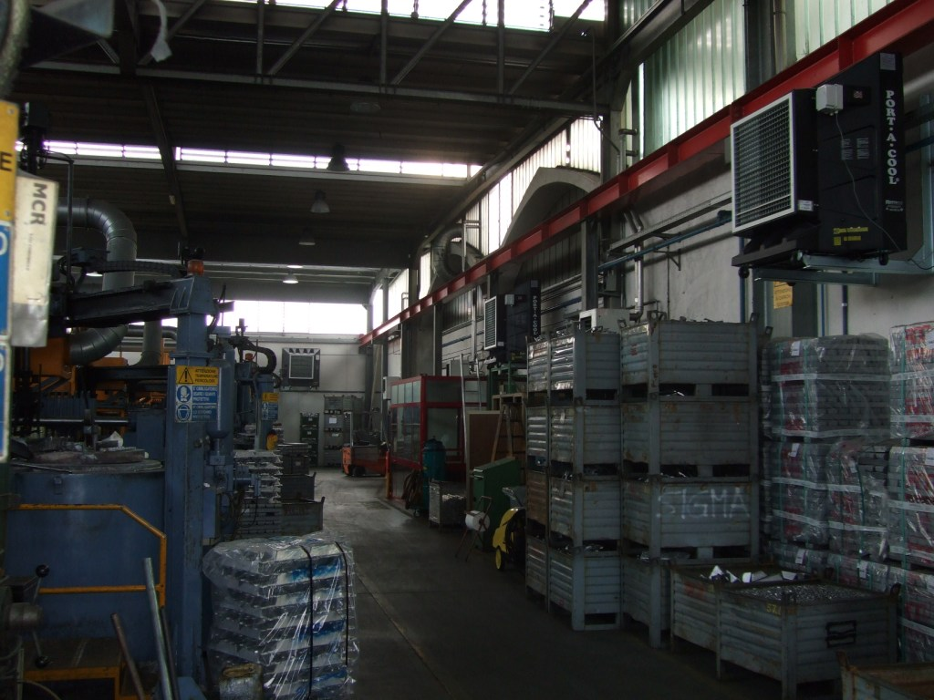 Evap Cooler Installation : Portool portable evaporative cooling installation