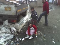 scrap metal ... toys?