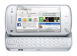 nokia n97 Nokia N97   Handset for classy people