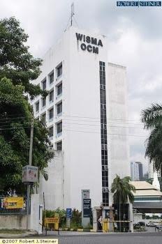 OCM的建筑