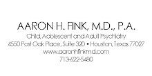 Dr.Aaron Fink - Card
