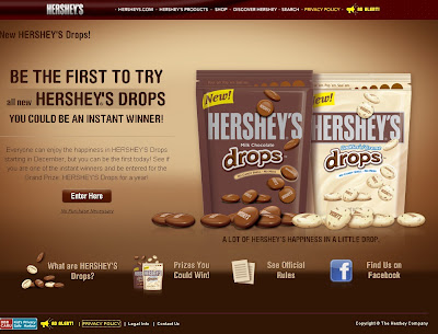 Hersheys Drops Sweepstakes 2010