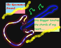 The Resonace Award