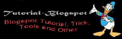 all about blogspot tutorials...|...