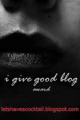 I Give Good Blog