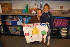 STAY FIRE SMART Poster winner!