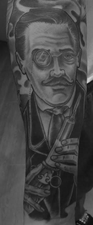 Tattoos You  Dr  Jekyl...