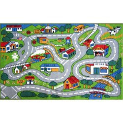 Road Map Rug - Compare Prices, Reviews and Buy at Nextag - Price