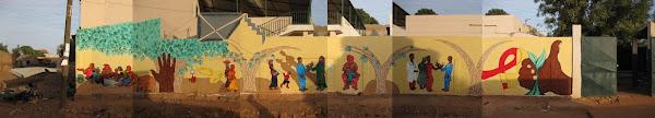 Community Mural - Sikoro