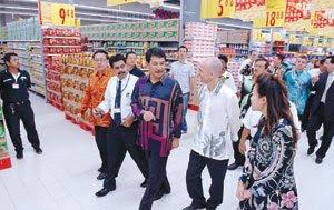 Carrefour Rahang Seremban Telah Dibuka Masyukmaun