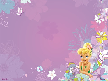 #5 Tinkerbell Wallpaper
