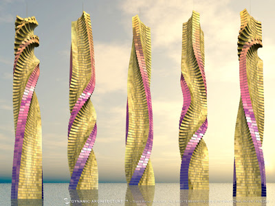 MyClipta: Amazing Wind-powered rotating skyscraper(Tower) in Dubai