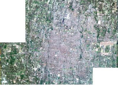 Kepadatan Kota Yogyakarta