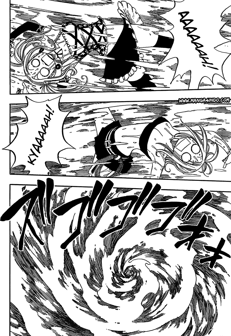 Fairy Tail Manga Viewer 34 page 11