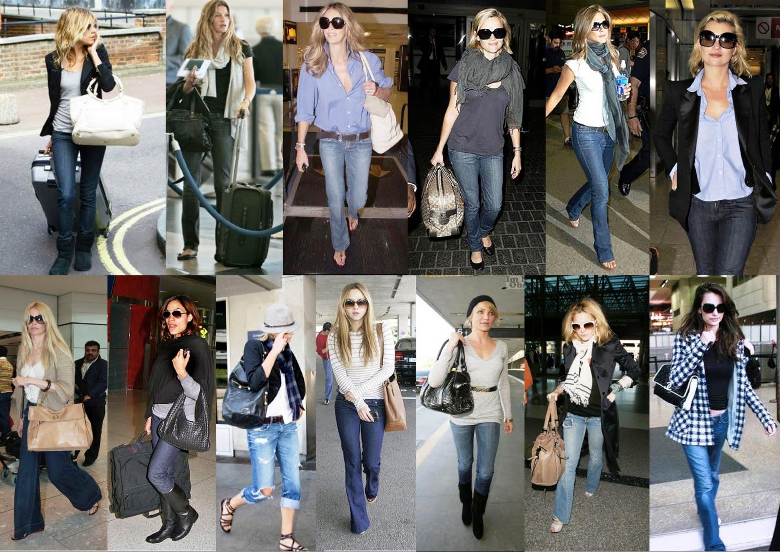 13 filles et un jean (oui, je sais vous avez recomptés.)