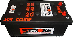 Bateria Stroke 300Ah