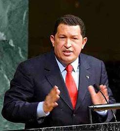 HUGO CHAVEZ: el mas grande Estadista del momento