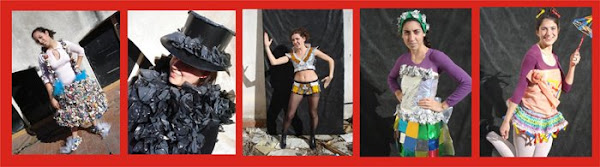 vestuarios reciclados - 2008