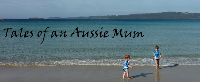 Tales of an Aussie Mum