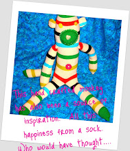 Sock Monkey inspiration