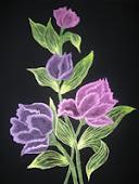 Estas flores son para ti.....