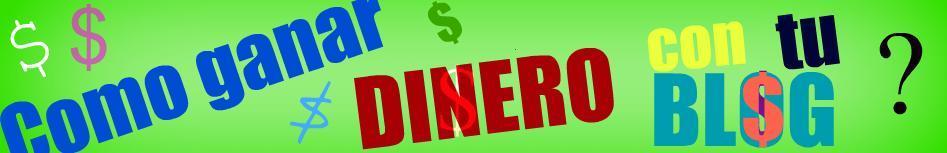 ¿como ganar dinero con tu blog?