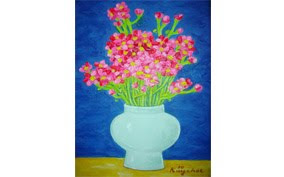 24 - The Flowers - SOLD !